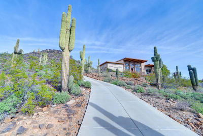 Phoenix Single Family Home For Sale: 4802 W El Cortez Place