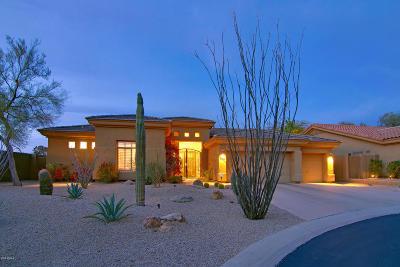 Scottsdale AZ Single Family Home For Sale: $819,900