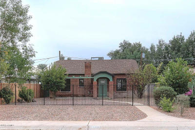 Phoenix Single Family Home For Sale: 1123 E Fairmount Avenue