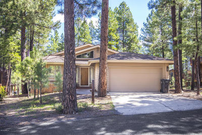 Flagstaff Single Family Home For Sale: 2290 Tom McMillan Circle