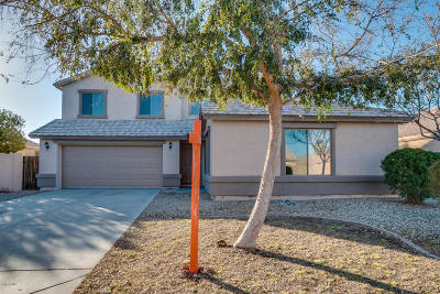 Single Family Home For Sale: 2110 S 109th Drive
