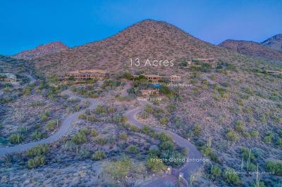 Anthem, Avondale, Chandler, Glendale, Goodyear, Mesa, Peoria, Scottsdale, Tempe, Wittmann Single Family Home For Sale: 22831 N Via Ventosa Drive