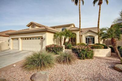 Single Family Home For Sale: 10110 E Champagne Drive
