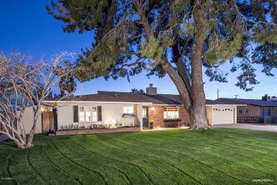 Phoenix Single Family Home For Sale: 709 E Hayward Avenue