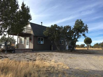 Seligman Single Family Home For Sale: 63790 N Peaceful Hill