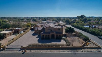Scottsdale Single Family Home For Sale: 10125 E Cortez Drive