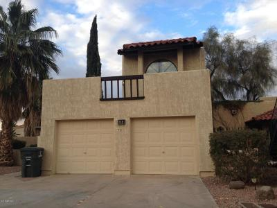 Casa Grande Condo/Townhouse UCB (Under Contract-Backups): 988 E Paseo Del Oro