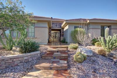 Phoenix Single Family Home For Sale: 41710 N La Cantera Drive