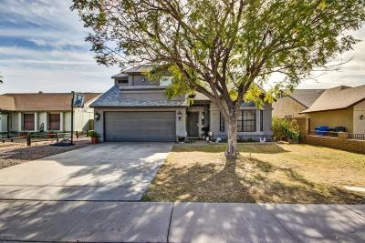 Phoenix Single Family Home For Sale: 3407 W Monona Drive