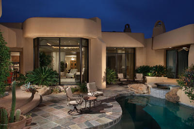 Desert Highlands, Desert Highlands Phase 1, Desert Highlands Area A Lot 40-71 Tr A Pvt St, Desert Highlands Phase 2, Desert Highlands Phase 3 Single Family Home For Sale: 10040 E Happy Valley Road #57