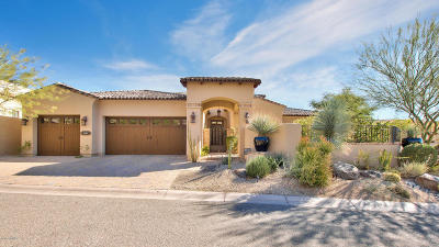 Paradise Valley Single Family Home For Sale: 6605 N 39th Way