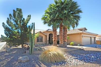 Sun Lakes Single Family Home For Sale: 9841 E Emerald Drive