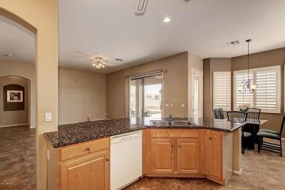 Maricopa Single Family Home For Sale: 21927 N Lakeside Drive