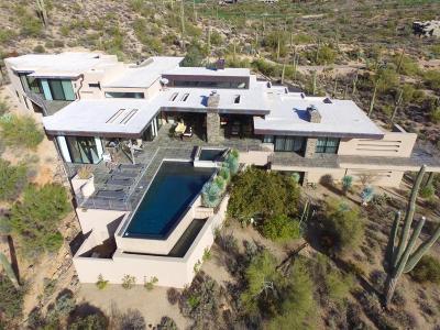 Scottsdale Single Family Home For Sale: 39622 N Charles Blair Macdonald Road