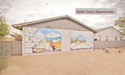 Phoenix Multi Family Home For Sale: 1417 Roosevelt Street