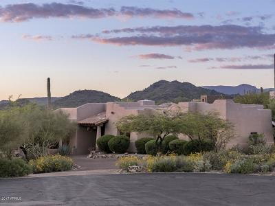 Carefree AZ Single Family Home For Sale: $799,000
