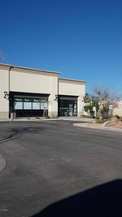 Tempe Commercial Lease For Lease: 950 E Baseline Road #104