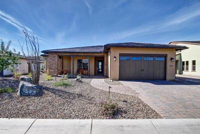 Wickenburg Single Family Home For Sale: 3598 Stampede Drive