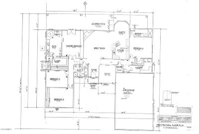 Desert Hills Single Family Home For Sale: 39111 N 32nd Drive