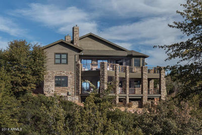 Payson Single Family Home For Sale: 2803 E Golden Rod Circle