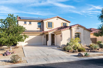 Surprise Single Family Home For Sale: 17364 W Bajada Road