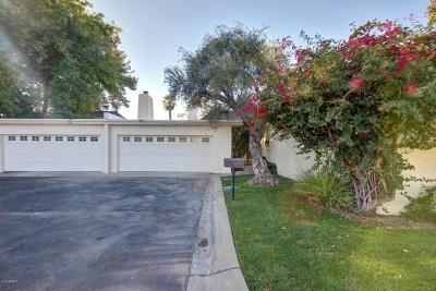 Phoenix Patio For Sale: 7008 N Barbados Place