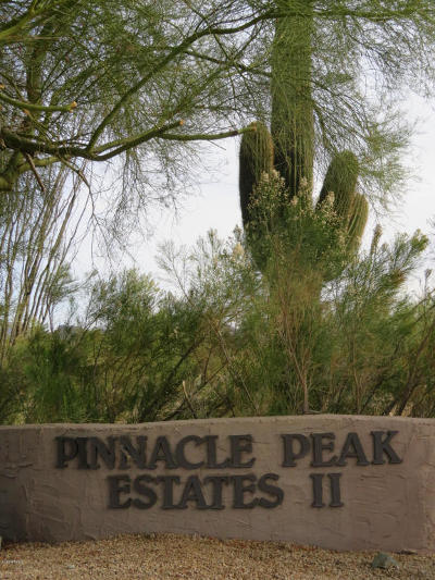 Scottsdale Residential Lots & Land For Sale: 8002 E Vista Bonita Drive
