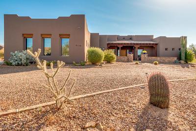 Cave Creek Single Family Home For Sale: 6119 E Montgomery Road