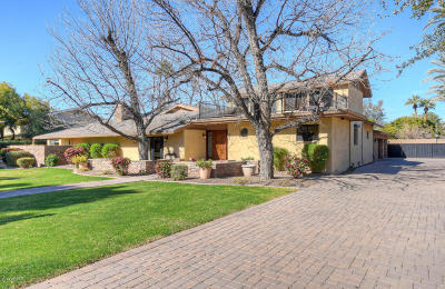Phoenix Single Family Home For Sale: 902 W El Camino Drive