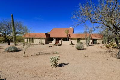 Carefree AZ Single Family Home For Sale: $634,900