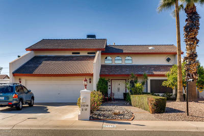 Phoenix Single Family Home For Sale: 14240 N 5th Street