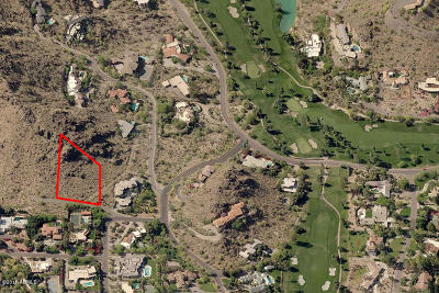 Paradise Valley Residential Lots & Land For Sale: 5211 E Cheney Drive