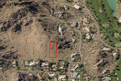 Paradise Valley Residential Lots & Land For Sale: 5221 E Cheney Drive
