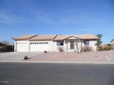 Arizona City Single Family Home For Sale: 10440 W Mission Drive