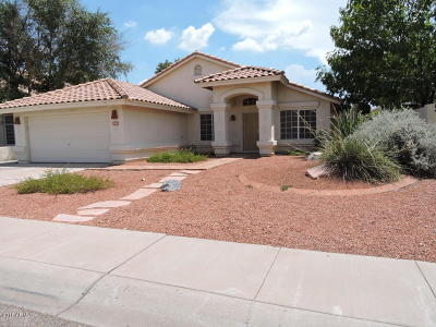 Glendale AZ Single Family Home For Sale: $279,999