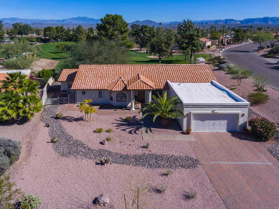 Fountain Hills Single Family Home For Sale: 10607 N Tee Court