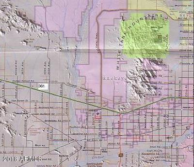 Tonopah Residential Lots & Land For Sale: 36105 W Indian School Road