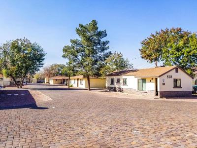 Phoenix Multi Family Home For Sale: 818 39th Avenue