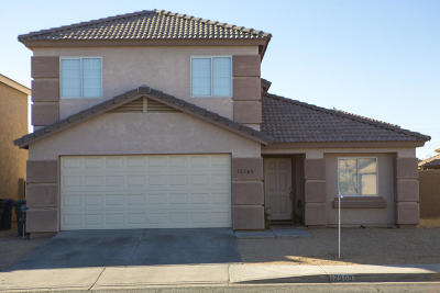 El Mirage Single Family Home For Sale: 12509 W Columbine Drive