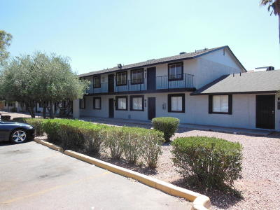 Phoenix Multi Family Home For Sale: 3015 Paradise Lane