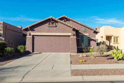 Peralta Trails Single Family Home UCB (Under Contract-Backups): 10850 E Secret Canyon Road