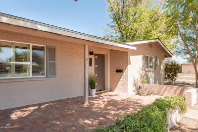Tempe Single Family Home For Sale: 408 E Aepli Drive
