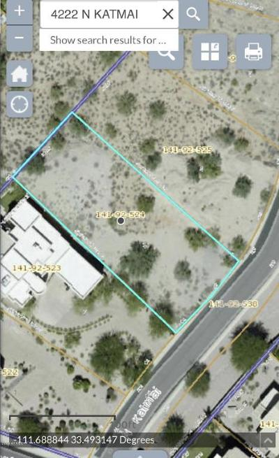 Mesa Residential Lots & Land For Sale: 4222 N Katmai Street