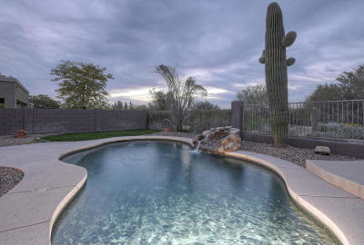 Cave Creek Single Family Home For Sale: 4840 E Eden Drive
