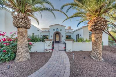 Paradise Valley Single Family Home For Sale: 7120 N Quartz Mountain Road