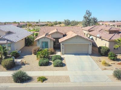 Casa Grande Single Family Home For Sale: 71 N Agua Fria Lane