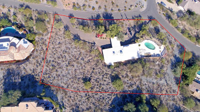 Paradise Valley Single Family Home For Sale: 4751 E Charles Drive