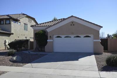 Gilbert Single Family Home For Sale: 4011 E Trigger Way
