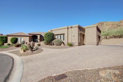 Phoenix Single Family Home For Sale: 3114 W Glenhaven Drive