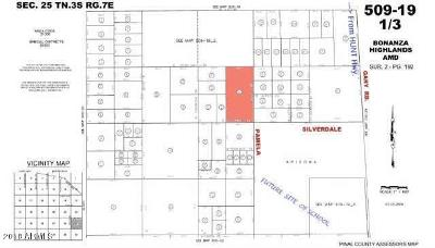Queen Creek Residential Lots & Land For Sale: Silverdale Street